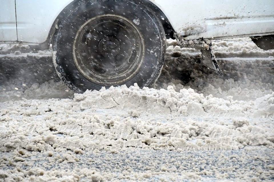 27 ноября в Тульской области ожидается мокрый снег с дождем: будьте бдительны на дорогах