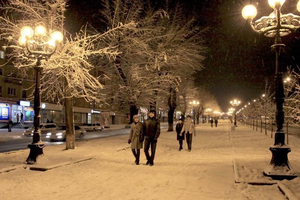 Погода в Алтайском крае с 28 по 30 ноября.