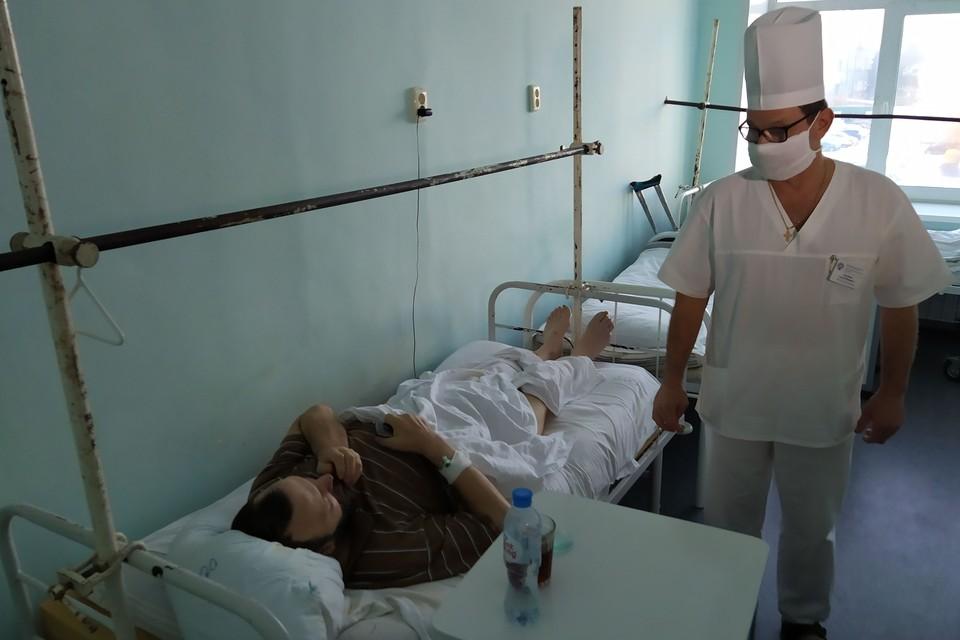 Переломный момент: как алтайские травматологи работают в пандемию
