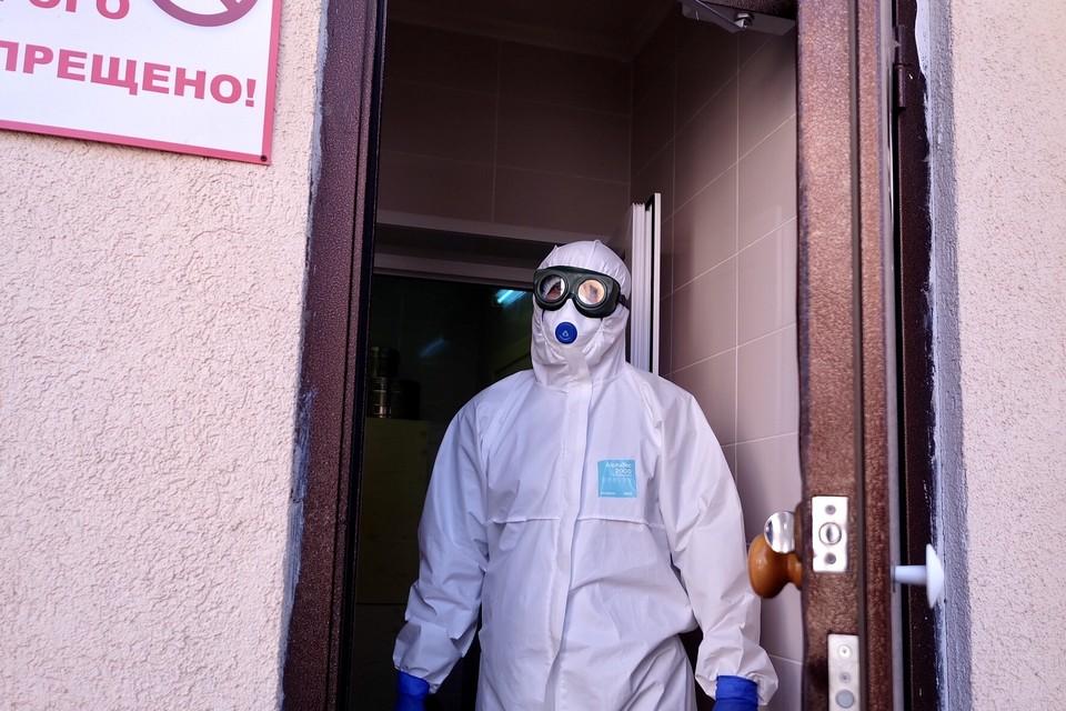 Пока одолеть заразу врачам не удается. Фото: минздрав НСО.