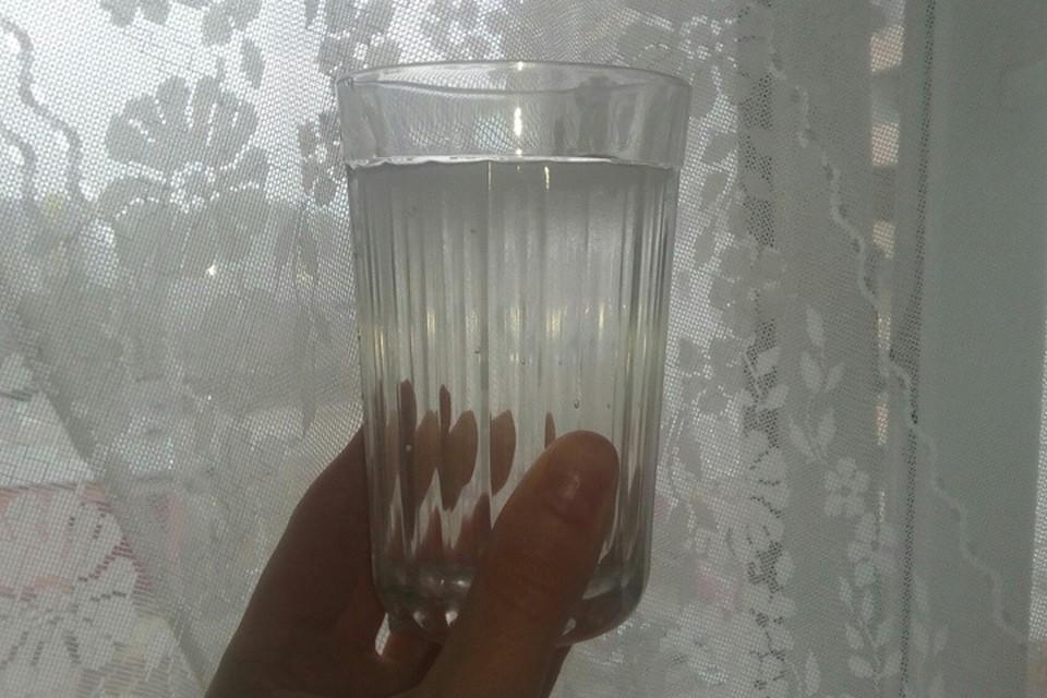 Жителям района вернули воду