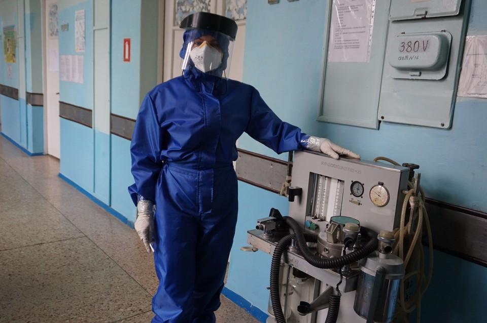 За все время COVID-19 подтвержден в ДНР у 10 610 пациентов
