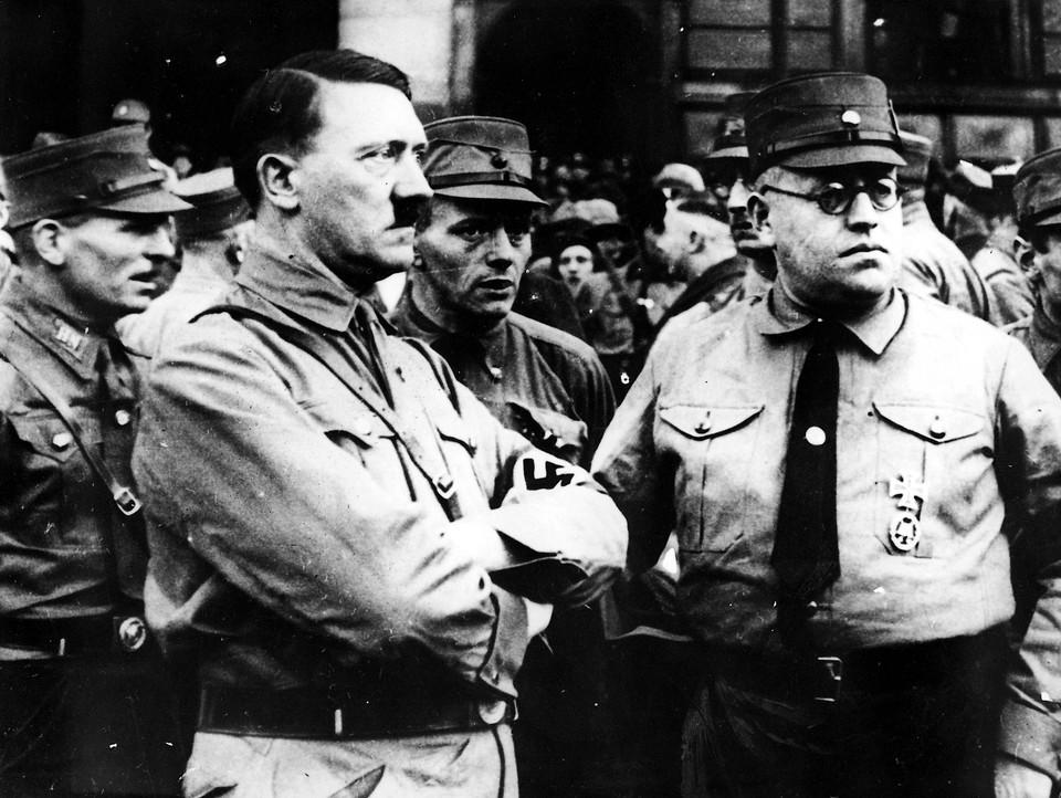 Найден предполагаемый бункер Гитлера