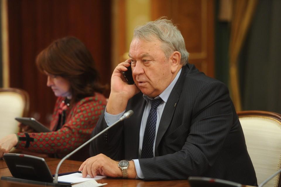 Умер Владимир Фортов, бывший президент РАН