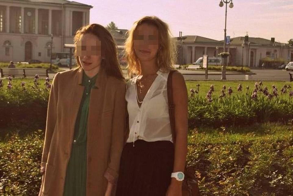 Лилия Судакова (слева) задержана за расправу над супругом