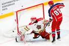 Китайская рулетка для ЦСКА: армейцы чуть не проиграли дома в день хоккея