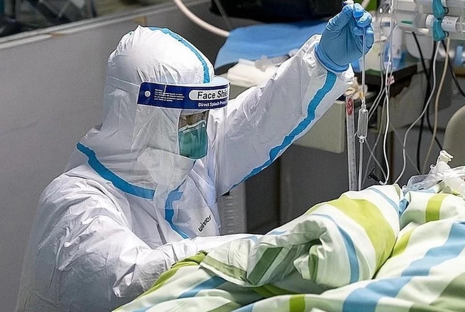 В России выявили 27 403 новых случая коронавируса за сутки