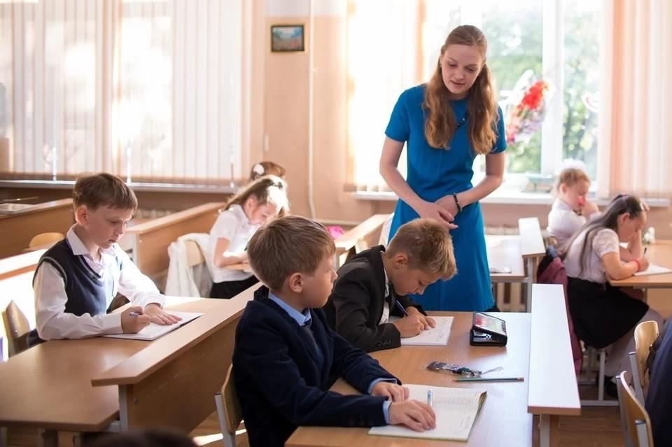 В Совфеде заговорили об увеличении окладов учителям