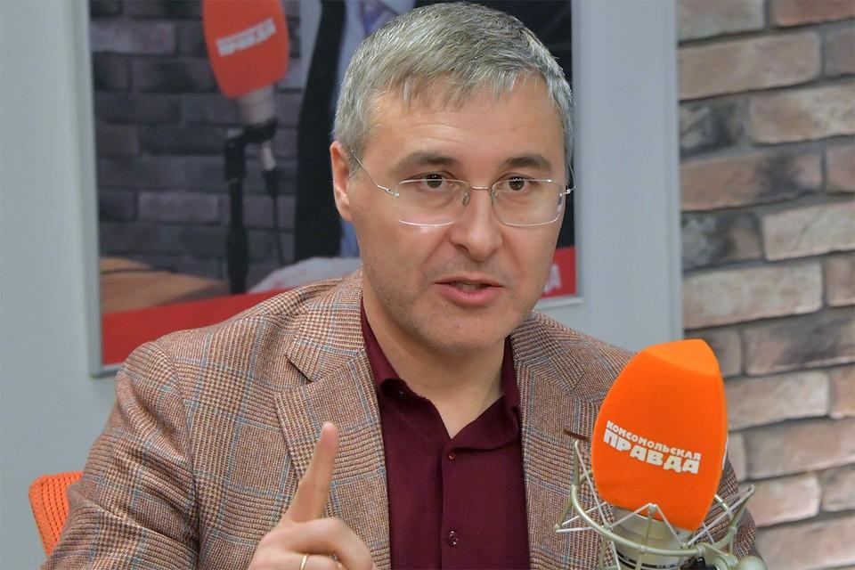 Министр науки и высшего образования РФ Валерий Фальков.