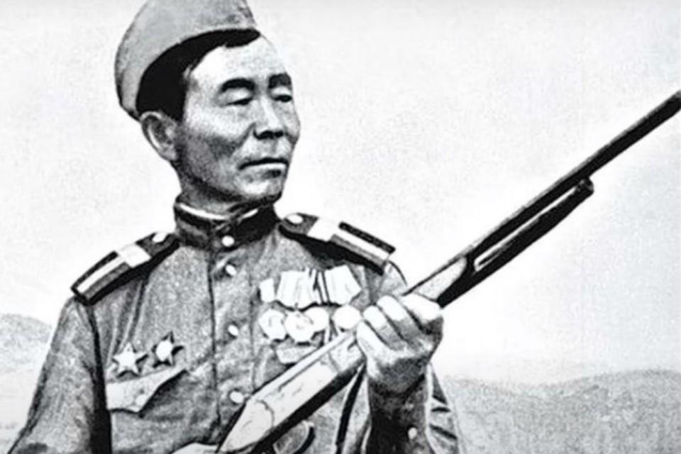 На фронте его звали «Зверобой»: как снайпер-тунгус ликвидировал 360 фашистов, прошел всю войну и остался жив. Фото из архива Забайкальский краевой краеведческий музей.