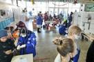 В Башкирии четыре ребенка попали в больницу из-за отравления хлором в бассейне