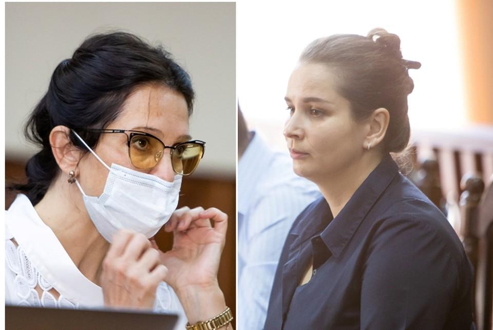 Елена Белая и Элина Сушкевич продолжают настаивать на своей невиновности.