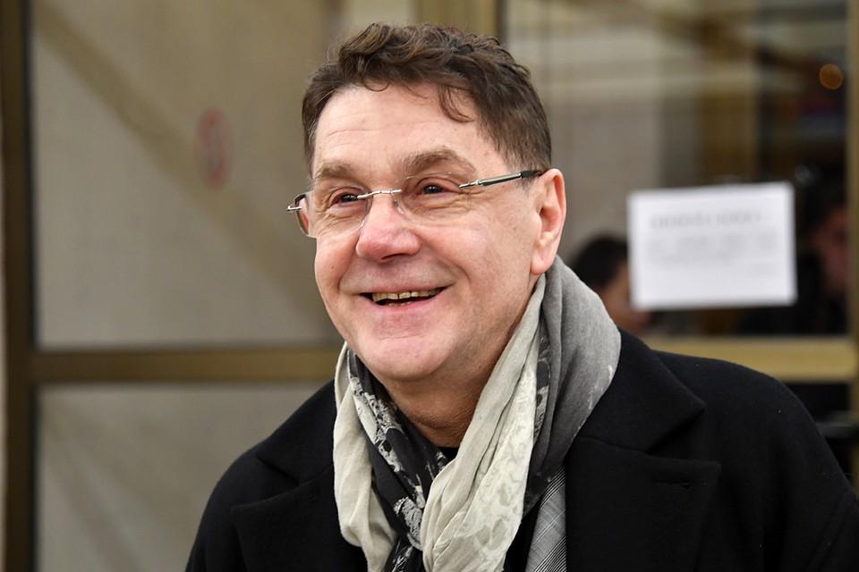 Сергей Маковецкий десять дней назад сдал положительный тест на коронавирус