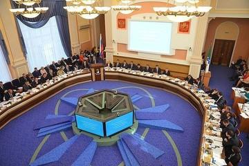 Повестка дня четвертой сессии Совета депутатов  города Новосибирска седьмого созыва
