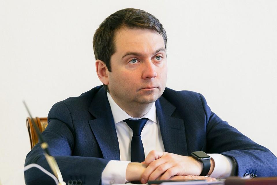 Андрей Чибис извинился перед Татьяной Яковлевой за слова ее земляка. Фото: правительство Мурманской области