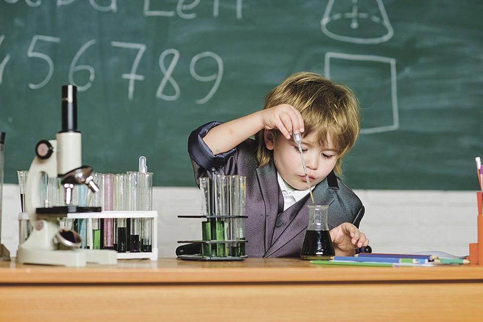 Участие в олимпиадах - это возможность заниматься тем, что ребенку на самом деле интересно.