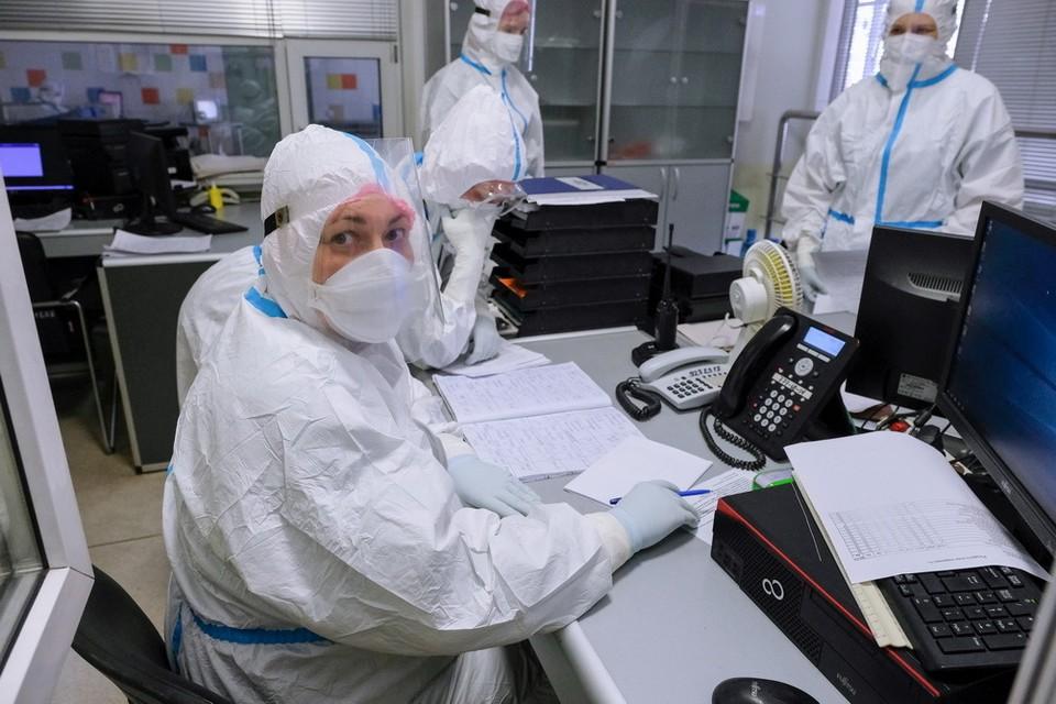 С начала эпидемии в Приморье было инфицировано COVID-19 29048 человек