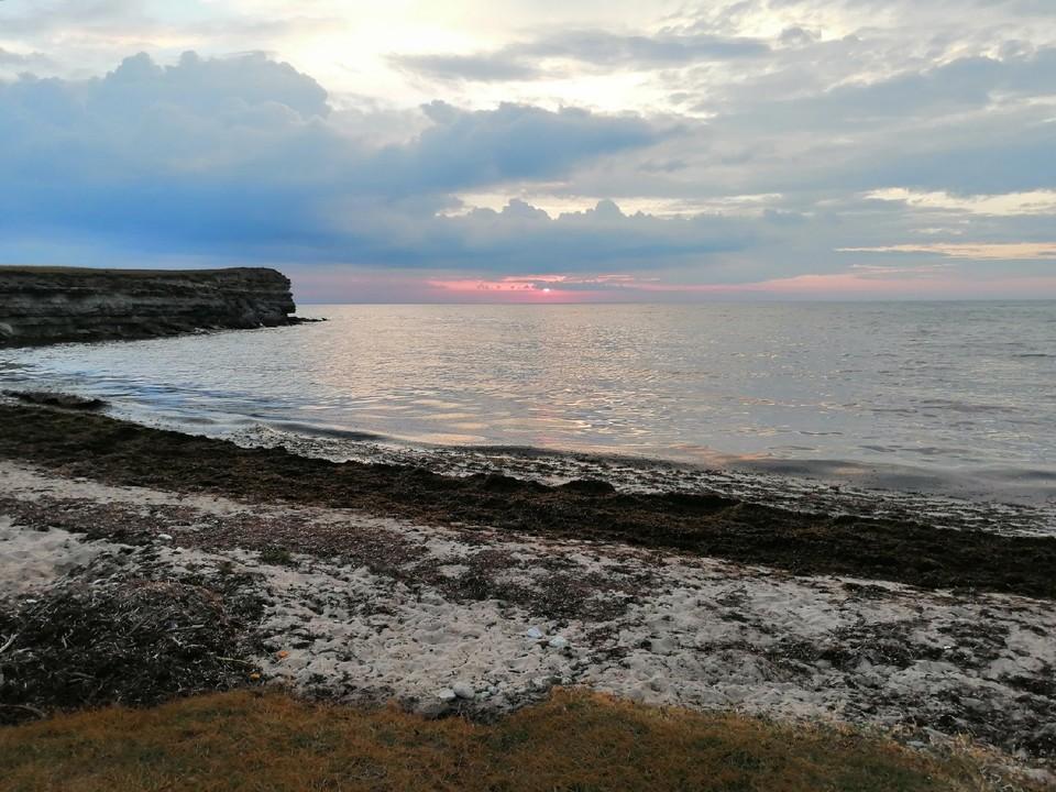 Летом в Каркинитском заливе нельзя ловить ракообразных.