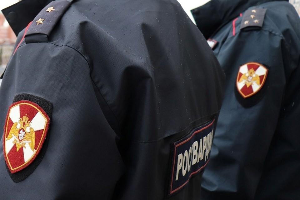 На место ЧП прибыли сотрудники Росгвардии Татарстана