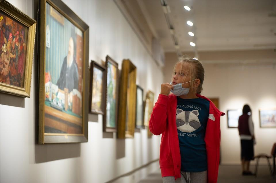 В Кузбассе посещение выставок и музеев для детей сделали бесплатным