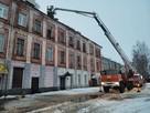 Крупный пожар под Владимиром: из вспыхнувшего жилого дома эвакуировали 24 человека