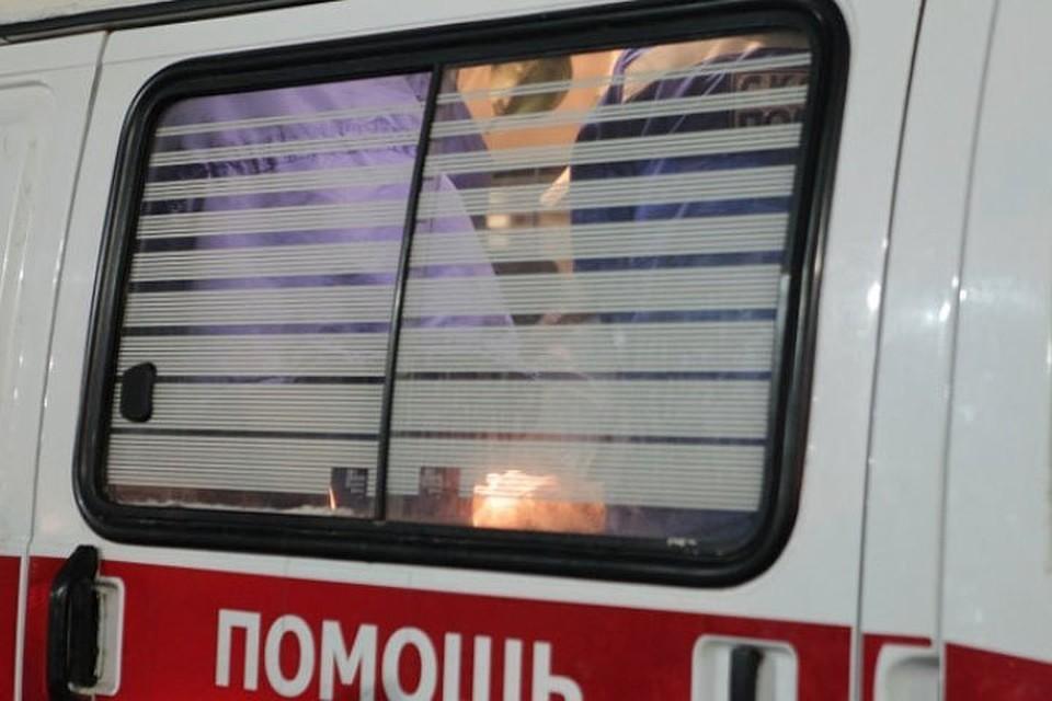 Столкновение произошло на перекрестке улиц Кырли и Западной.