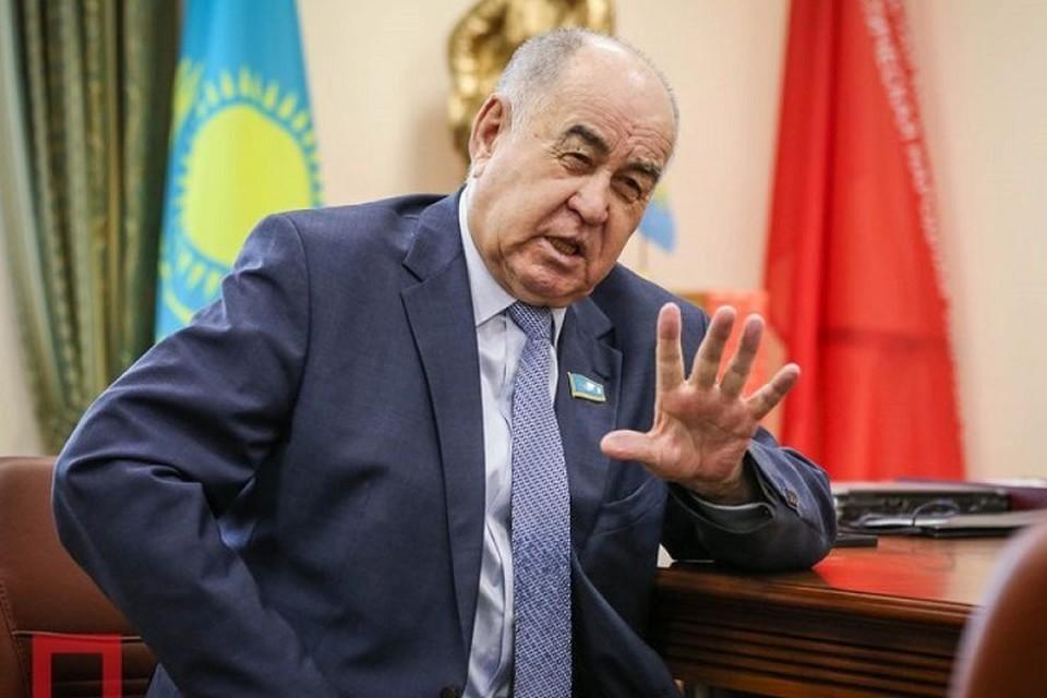 Владислав КОСАРЕВ. Фото: Ratel.kz