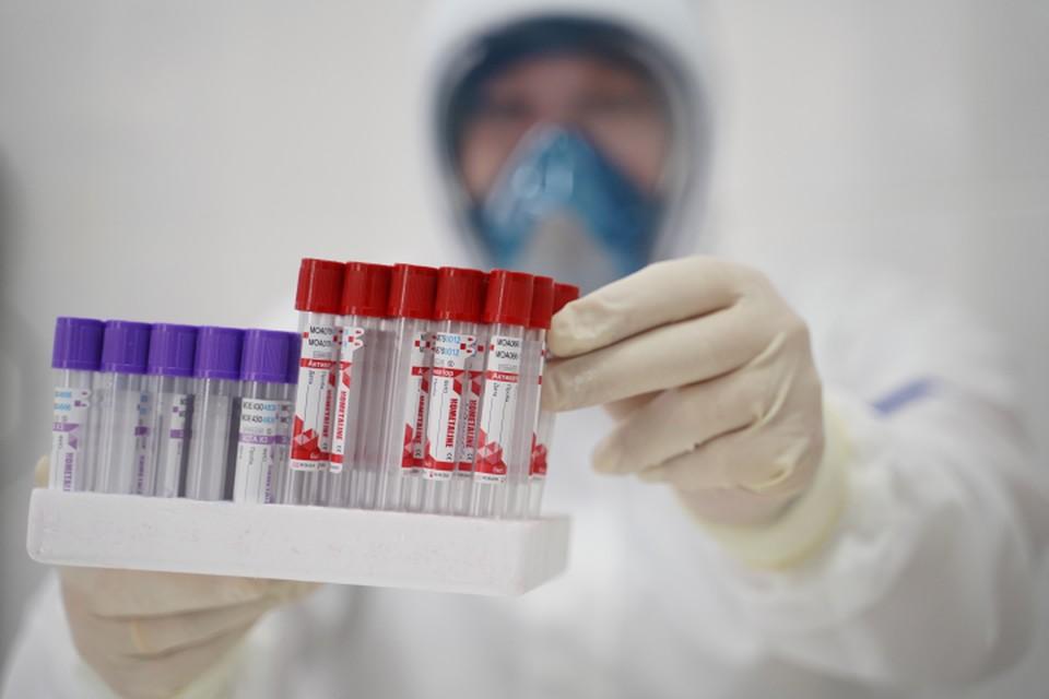 С начала пандемии на Среднем Урале зарегистрировано 60 973 случая заражения коронавирусом.