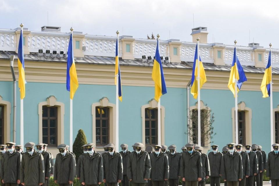 Работа по «вступлению ВСУ в НАТО» началась еще в 2014 году. Фото: president.gov.ua