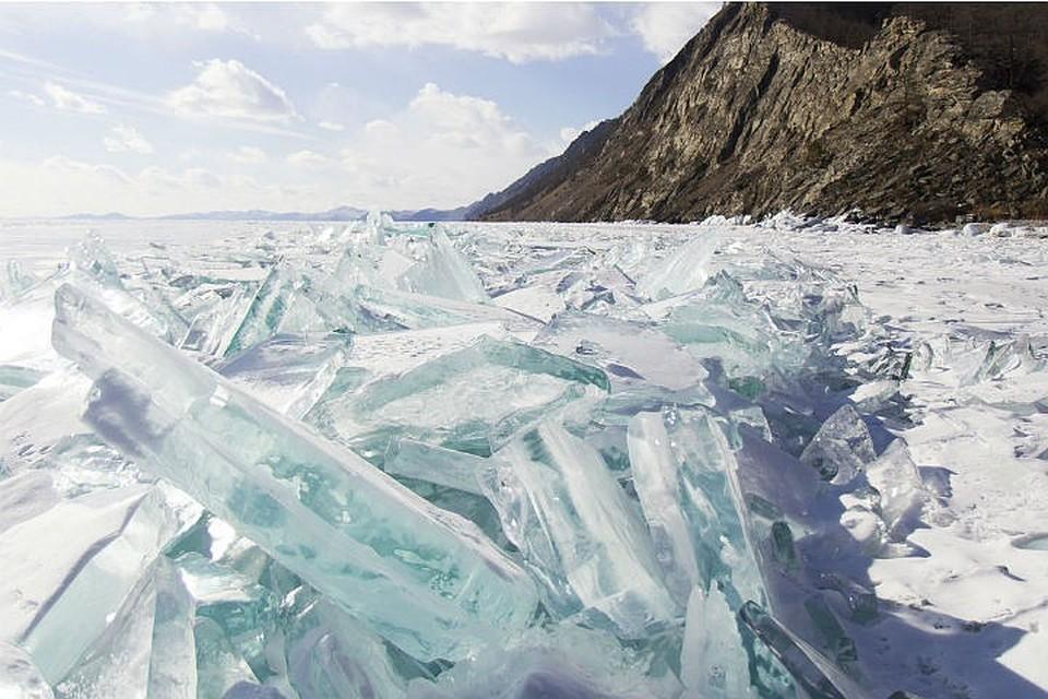 Байкал вошел в топ-10 популярных мест страны для отдыха в Рождество