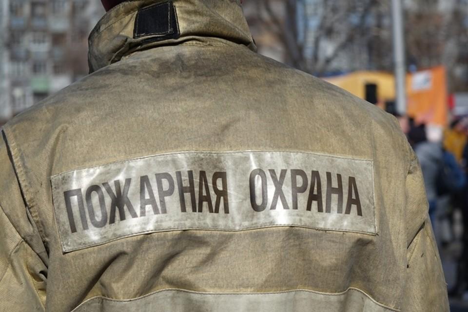Из горящей квартиры в Кузбассе спасли 86-летнего мужчину