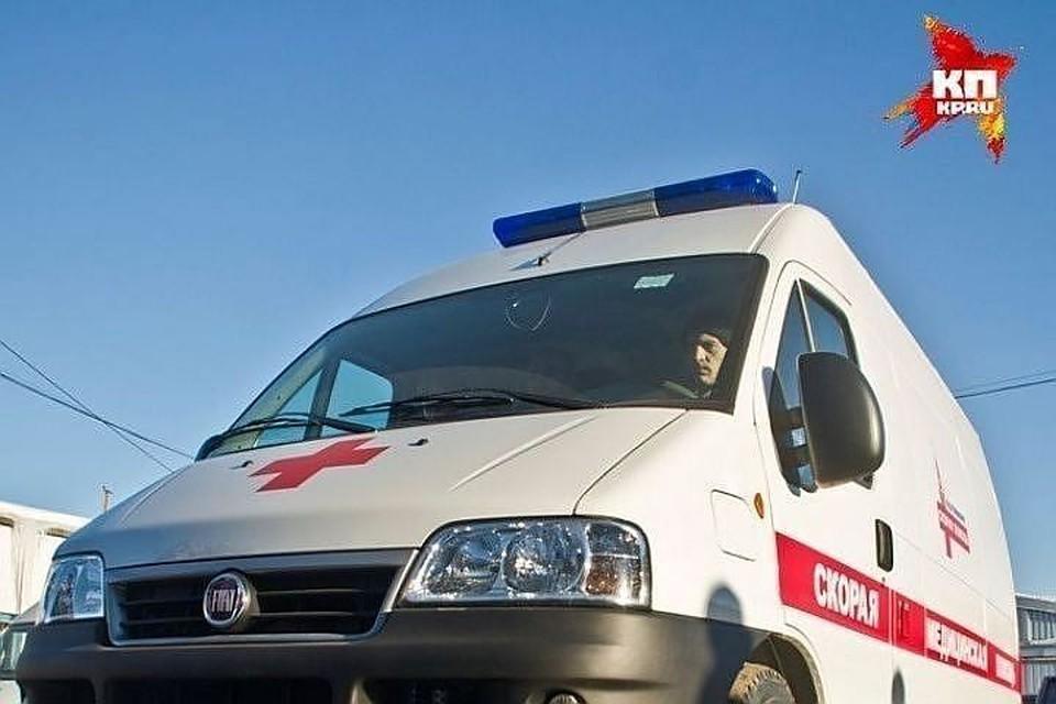 Пенсионерка погибла в ДТП в Новокузнецке