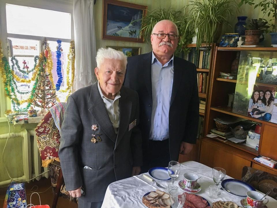 Почти 50 лет Николай Семенович посвятил энергетике. фото: пресс-служба Белгородэнерго.