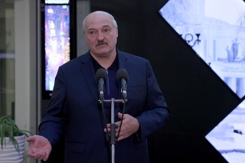 Лукашенко рассказал, сколько времени потребуется для введения в Беларуси комендантского часа. Фото: кадр из видео СТВ.