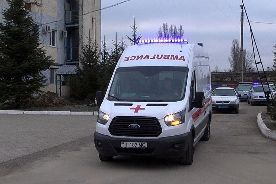 Малыш оказался в реанимации. (Фото: МВД Приднестровья).