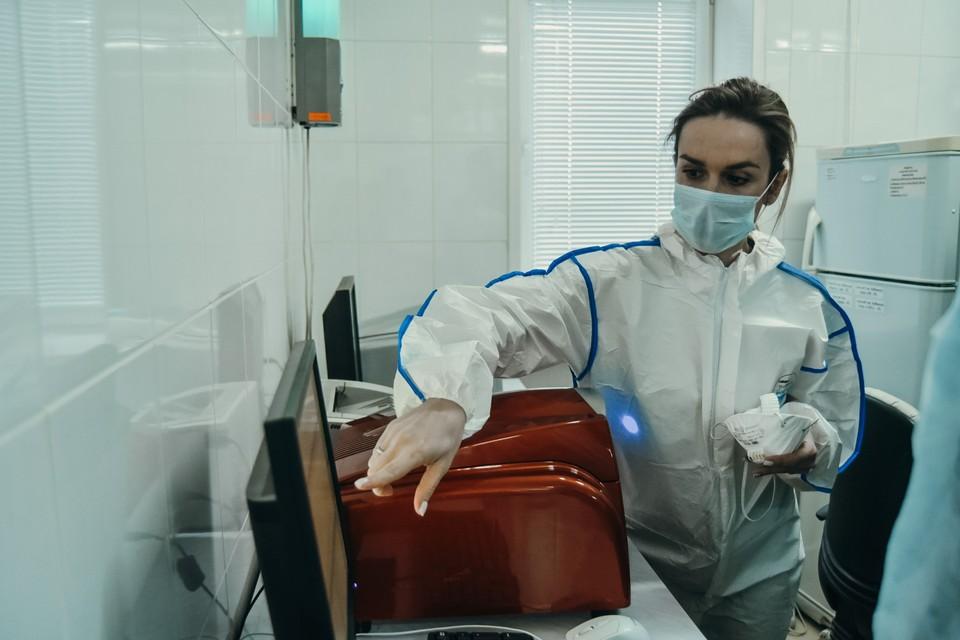 По данным на 10 января, за последние сутки в Приамурье провели 1 738 исследований на новую коронавирусную инфекцию. Фото: правительство Амурской области