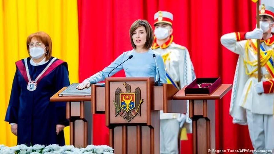 Майя Санду возвращает к власти команду соучастника кражи миллиарда в Молдове. Фото:соцсети