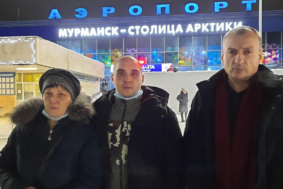 Уже 5 января Руслан Катюхин нашел в себе силы выложить фотографию на личную страницу в «ВКонтакте». Фото: vk.com/id519380132