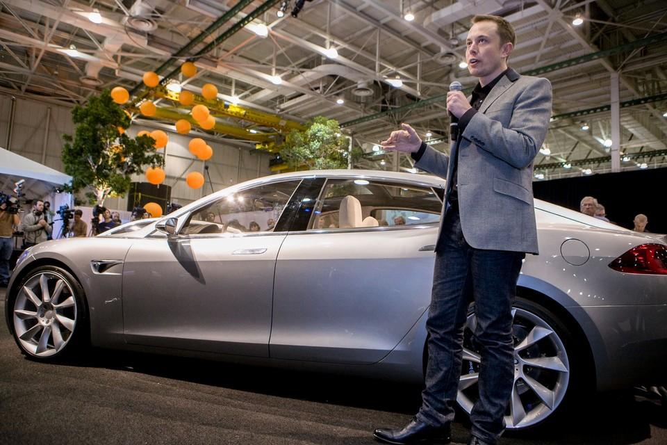 Илон Маск намерен разработать китайский дизайн Tesla