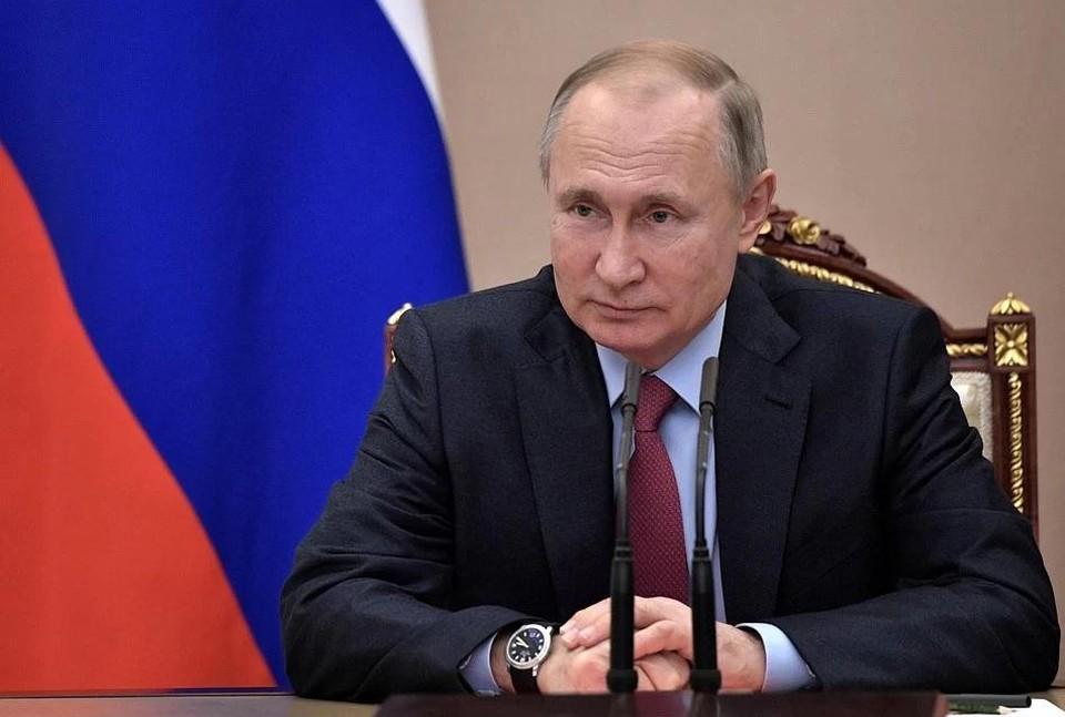 Путин призвал прокуроров жестко пресекать коррупцию в России