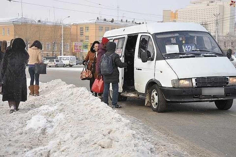 Вот уже почти год, как в Набережных Челнах на смену большим автобусам пришли маршрутки.