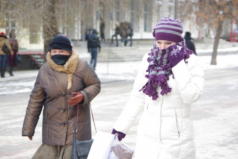 В Прикамье ожидаются сильные морозы