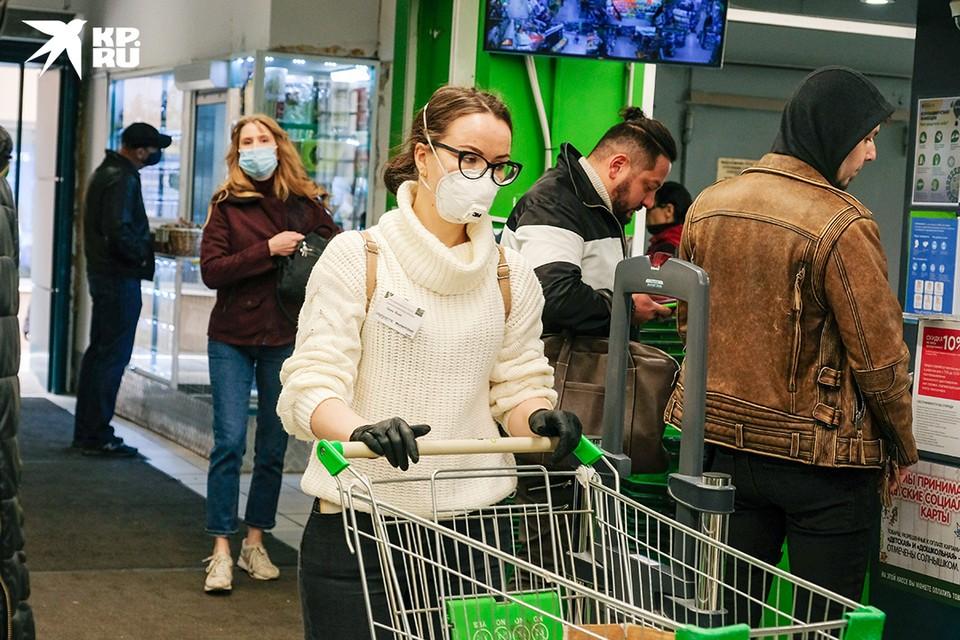 Снять маски в общественных местах кировчанам в ближайшее время не доведется.
