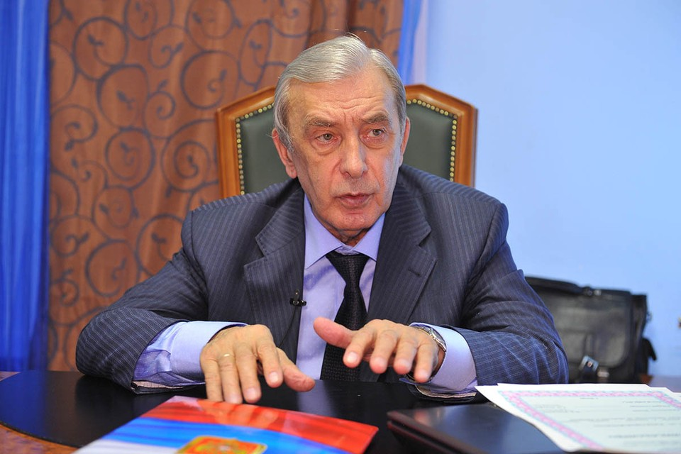 Ушёл «главный по тарелочкам» Михаил Виноградов