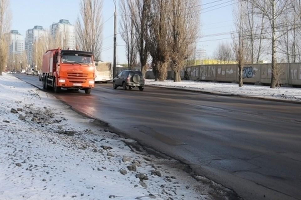 В этом году в Липецке начнется реконструкция улицы 50 лет НЛМК