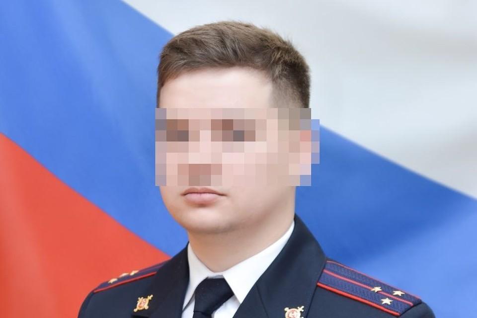 У полицейского остались жена и ребенок. Фото: kupino.nso.ru
