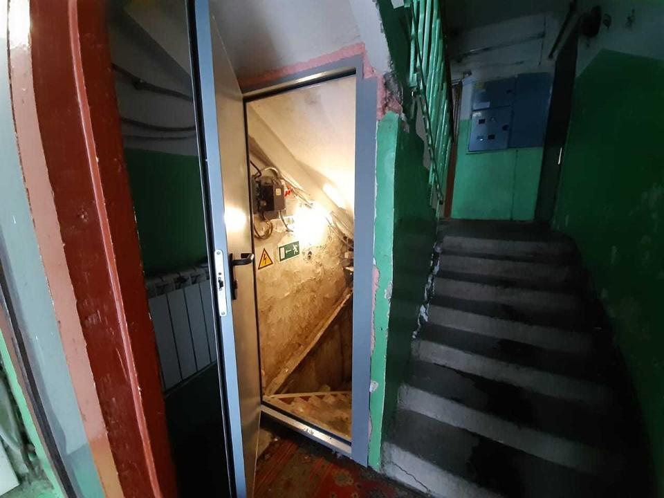 Тело мужчины было найдено в подвале