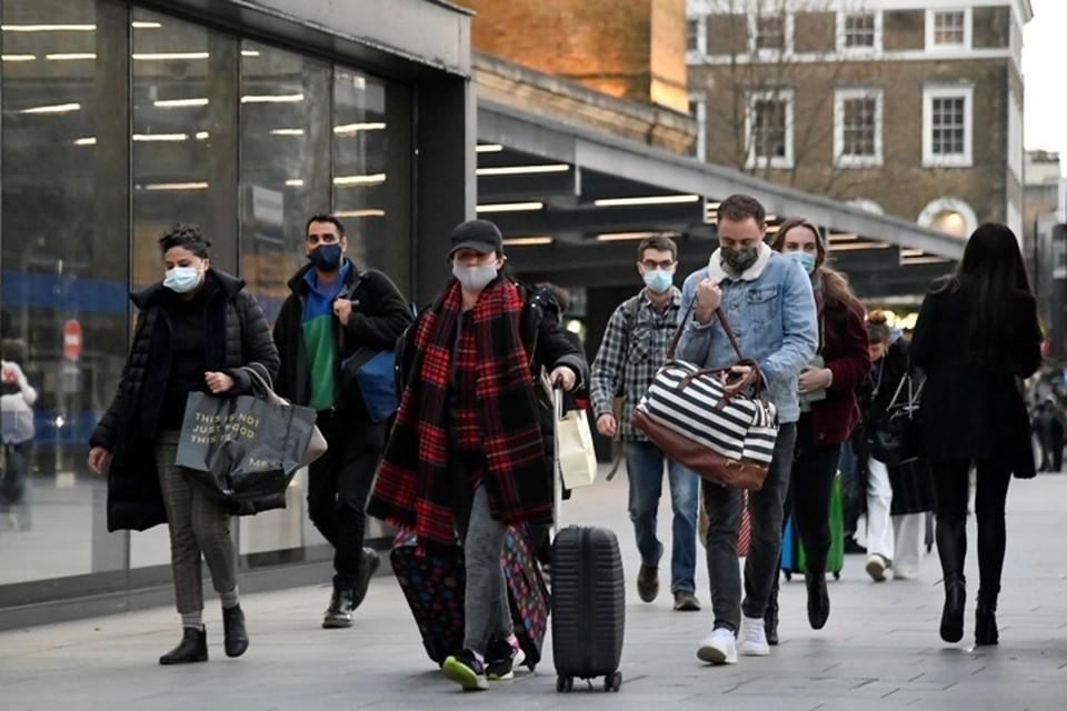 «Британский» штамм коронавируса уже обнаружен почти во всех странах Европы, в Азии и Америке