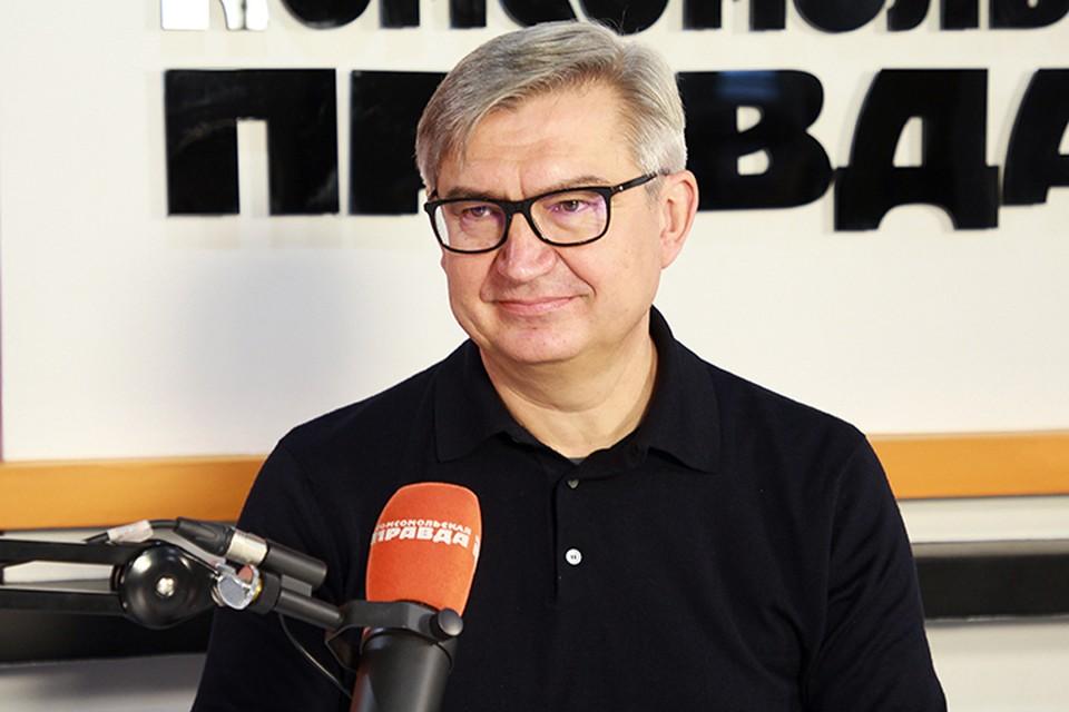 Вячеслав Заяц, председатель совета директоров группы компаний «Слата».