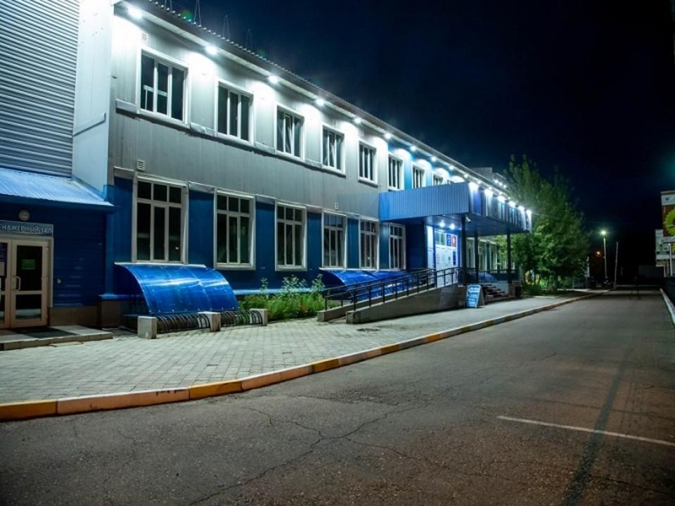 На здании появится новая выставка. Фото: администрация города Благовещенска